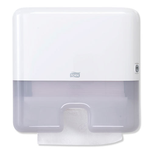 Elevation Xpress Hand Towel Dispenser, 11.9 X 4 X 11.6, White
