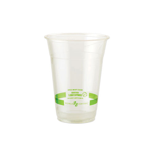 Clear Cold Cups, 16 Oz, Clear, 1,000-carton