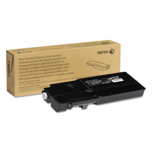 106r03500 Toner, 2500 Page-yield, Black