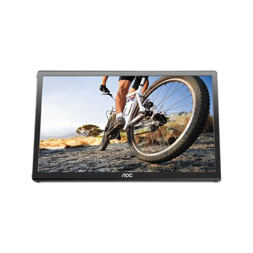 "Usb Powered Lcd Monitor,16"", 16:9 Aspect Ratio"