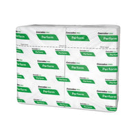 Perform Interfold Napkins, 1-ply, 6 1-2 X 4 1-4, White, 376-pk, 6016-carton