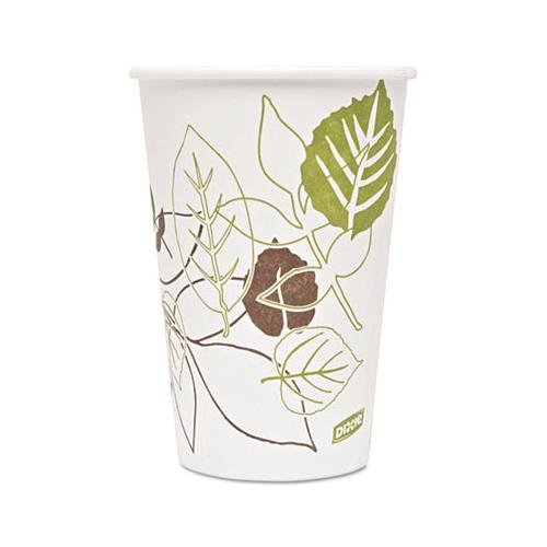 Pathways Paper Hot Cups, 16oz, 1000-carton