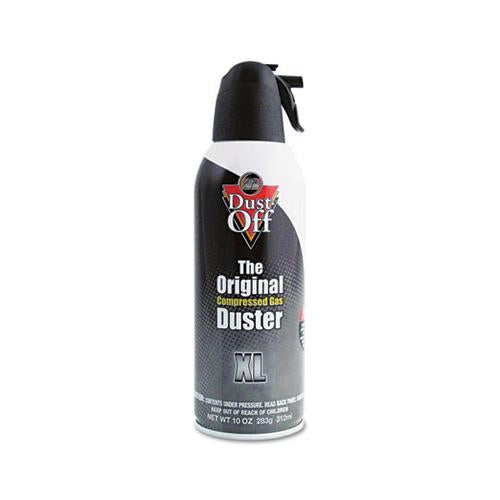 Disposable Compressed Air Duster, 10 Oz Can