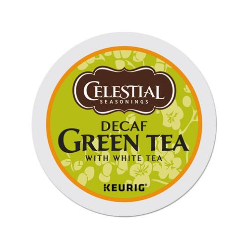 Decaffeinated Green Tea K-cups, 24-box
