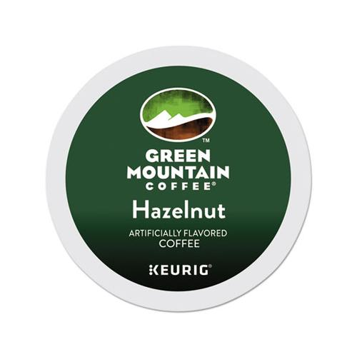 Hazelnut Coffee K-cups, 24-box