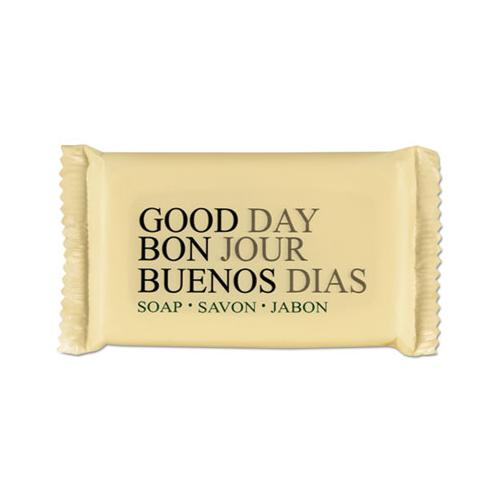 Amenity Bar Soap, Pleasant Scent, # 1 1-2, 500-carton