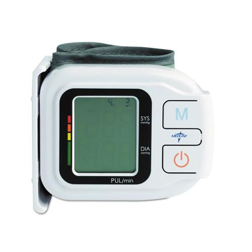 Automatic Digital Wrist Blood Pressure Monitor, One Size Fits All