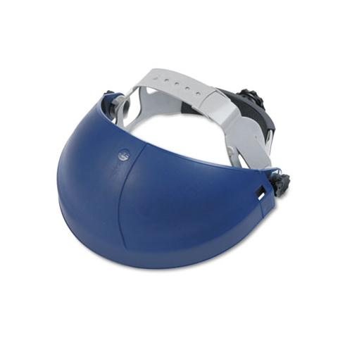 Tuffmaster Deluxe Headgear W-ratchet Adjustment, Blue