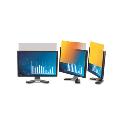 "Gold Frameless Privacy Filter For 19"" Monitor"