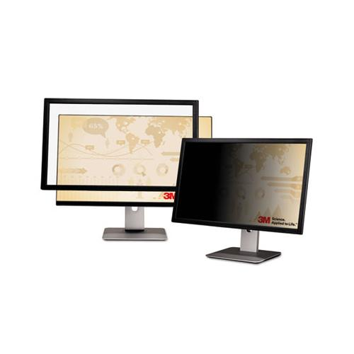 "Frameless Blackout Privacy Filter For 20.1"" Widescreen Monitor, 16:10 Aspect Ratio"