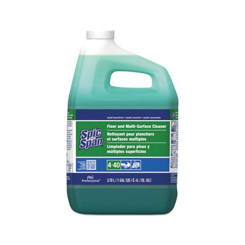 Liquid Floor Cleaner, 1 Gal Bottle, 3-carton