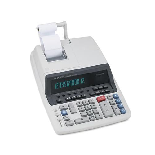 Qs-2770h Two-color Ribbon Printing Calculator, Black-red Print, 4.8 Lines-sec