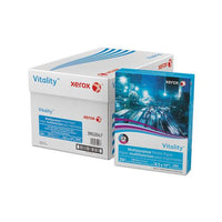 Vitality Multipurpose Print Paper, 92 Bright, 20lb, 8.5 X 11, White, 500 Sheets-ream, 10 Reams-carton