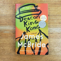 Deacon King Kong - James McBride