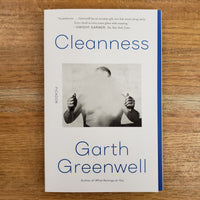 Cleanness - Garth Greenwell