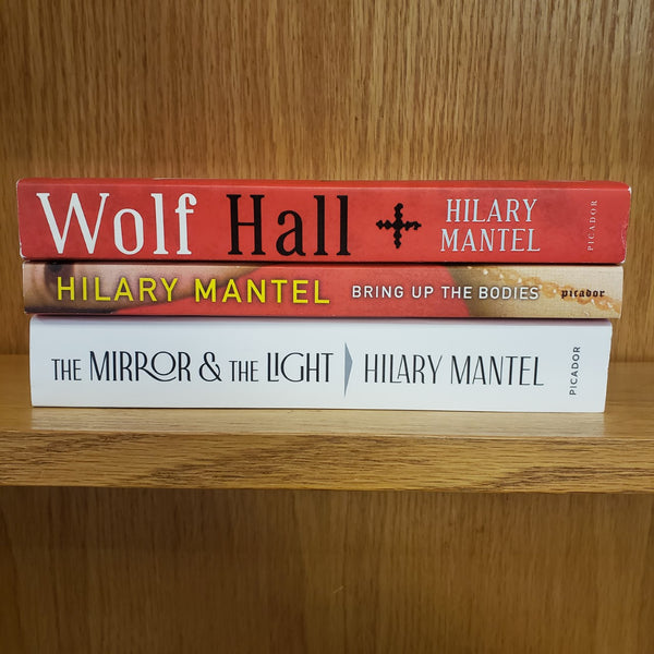 The Cromwell Trilogy - Hilary Mantel