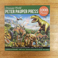 Dinosaur World Puzzle