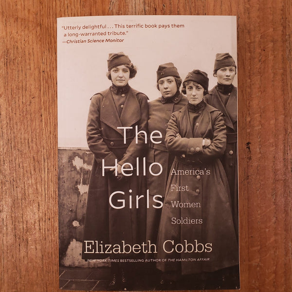 The Hello Girls - Elizabeth Cobbs