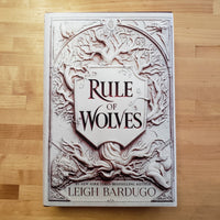 Rule of Wolves - Leigh Bardugo