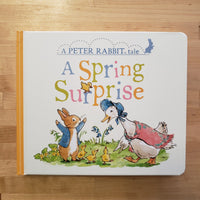 A Spring Surprise: A Peter Rabbit Tale - Beatrix Potter