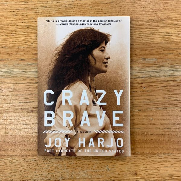Crazy Brave - Joy Harjo
