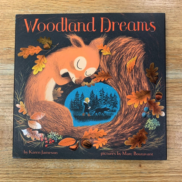 Woodland Dreams - Karen Jameson