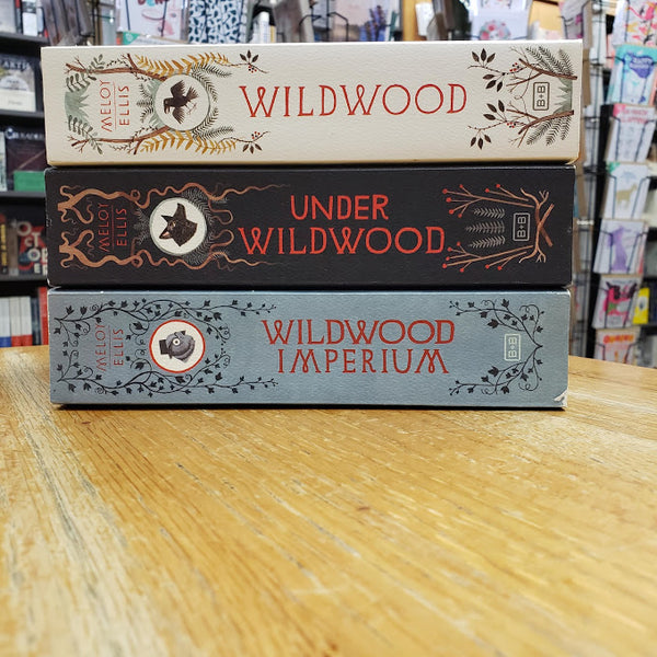 Wildwood Trilogy (Bundle) - Colin Meloy