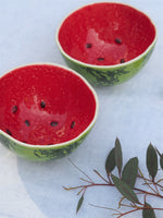 Load image into Gallery viewer, Melancia Bowls (set of 2)