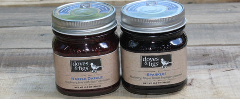 Doves and Figs Jams