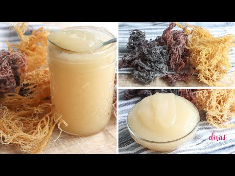 St. Lucia Gold Sea Moss
