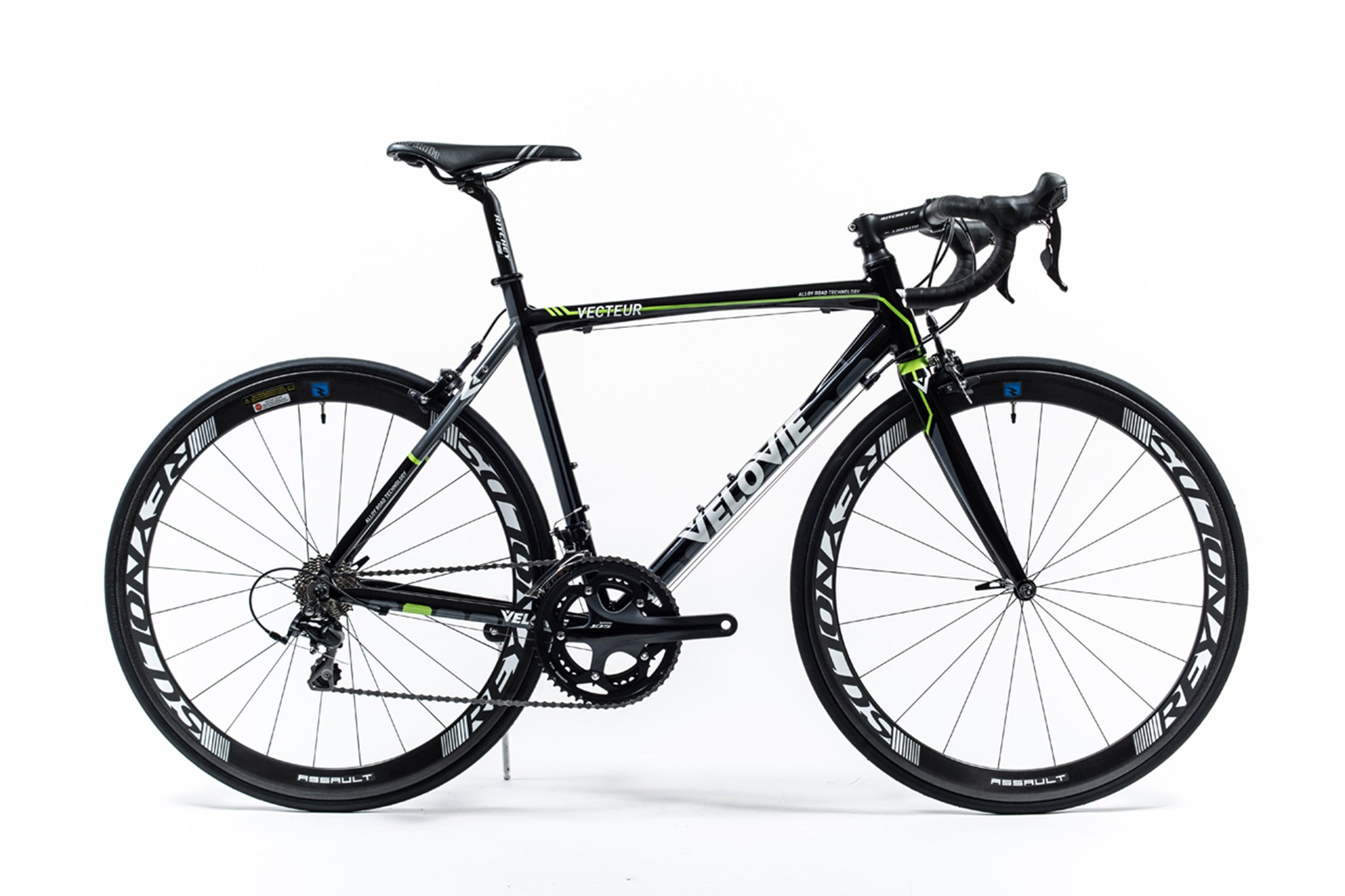 Road Bike Review, VeloVie Launches Sub $2,000 Alloy Road Bike