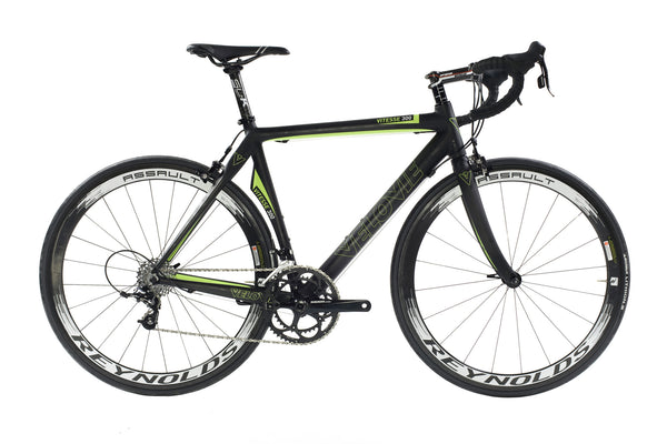 Vitesse 300 + SRAM APEX (Green/Black)