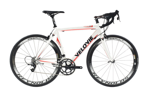 Vitesse 300 + SRAM APEX (Red/White)