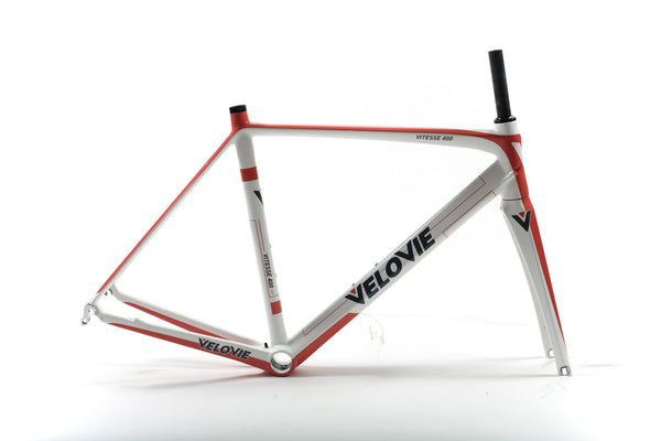 Vitesse 400 Frameset (Red/White)