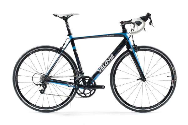 Vitesse 400 + SRAM APEX (Blue/Black)