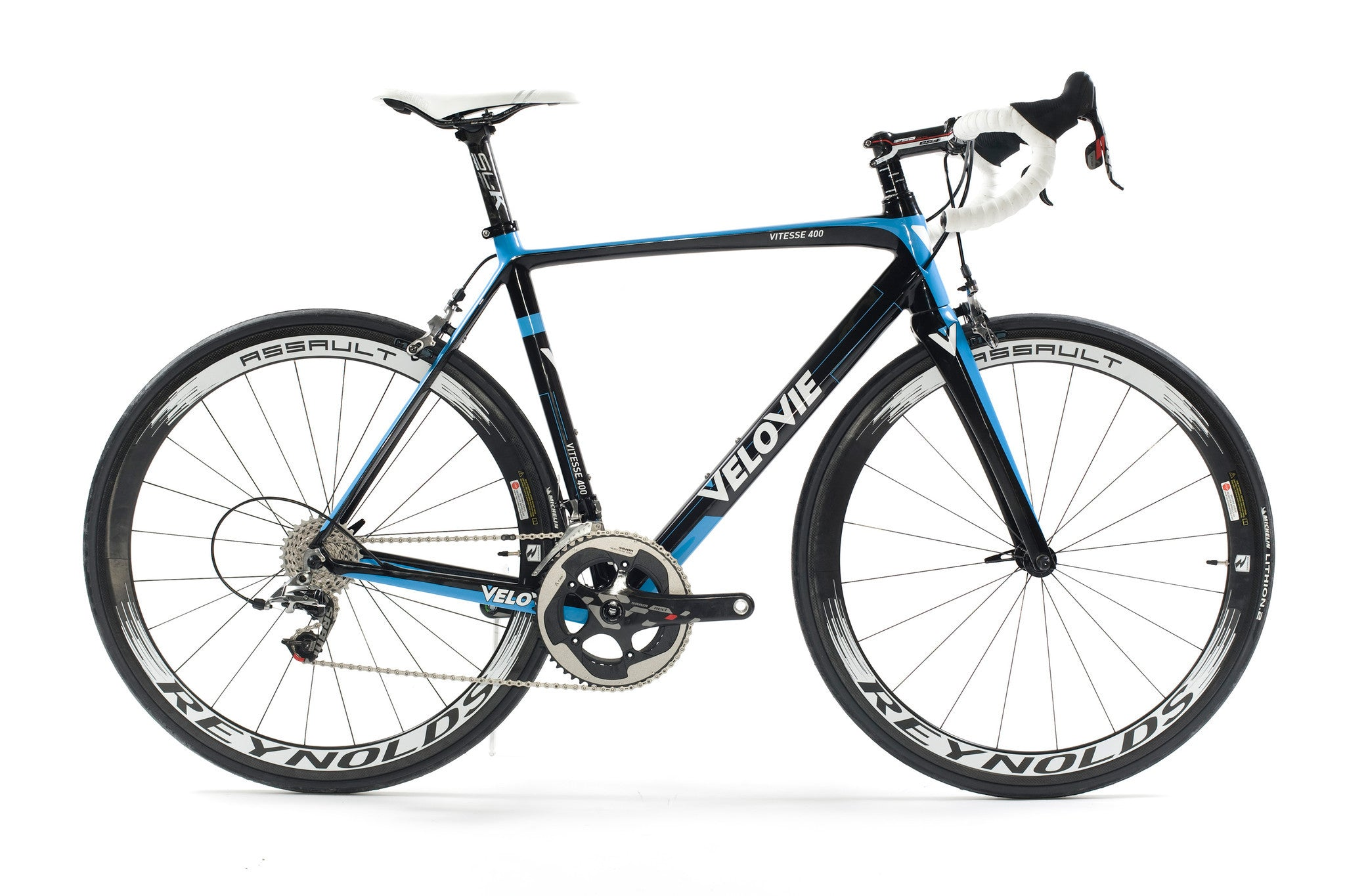Vitesse 400 + SRAM RED 22 (Blue/Black)