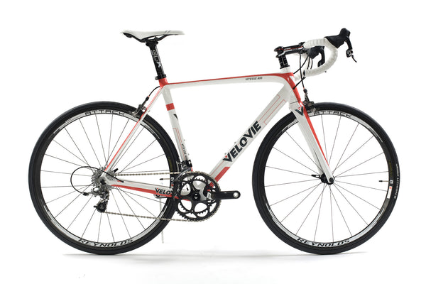 Vitesse 400 + SRAM FORCE 22 (Red/White)