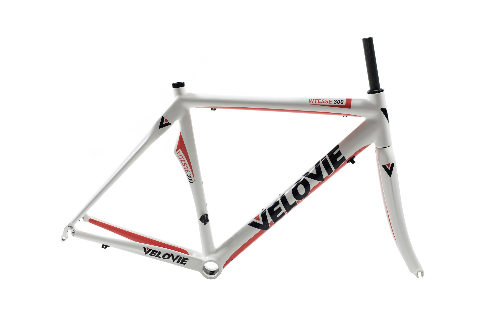 Vitesse 300 Frameset (Red/White)