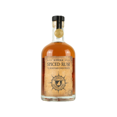 Suffolk Distillery Spiced Rum - Vino Gusto