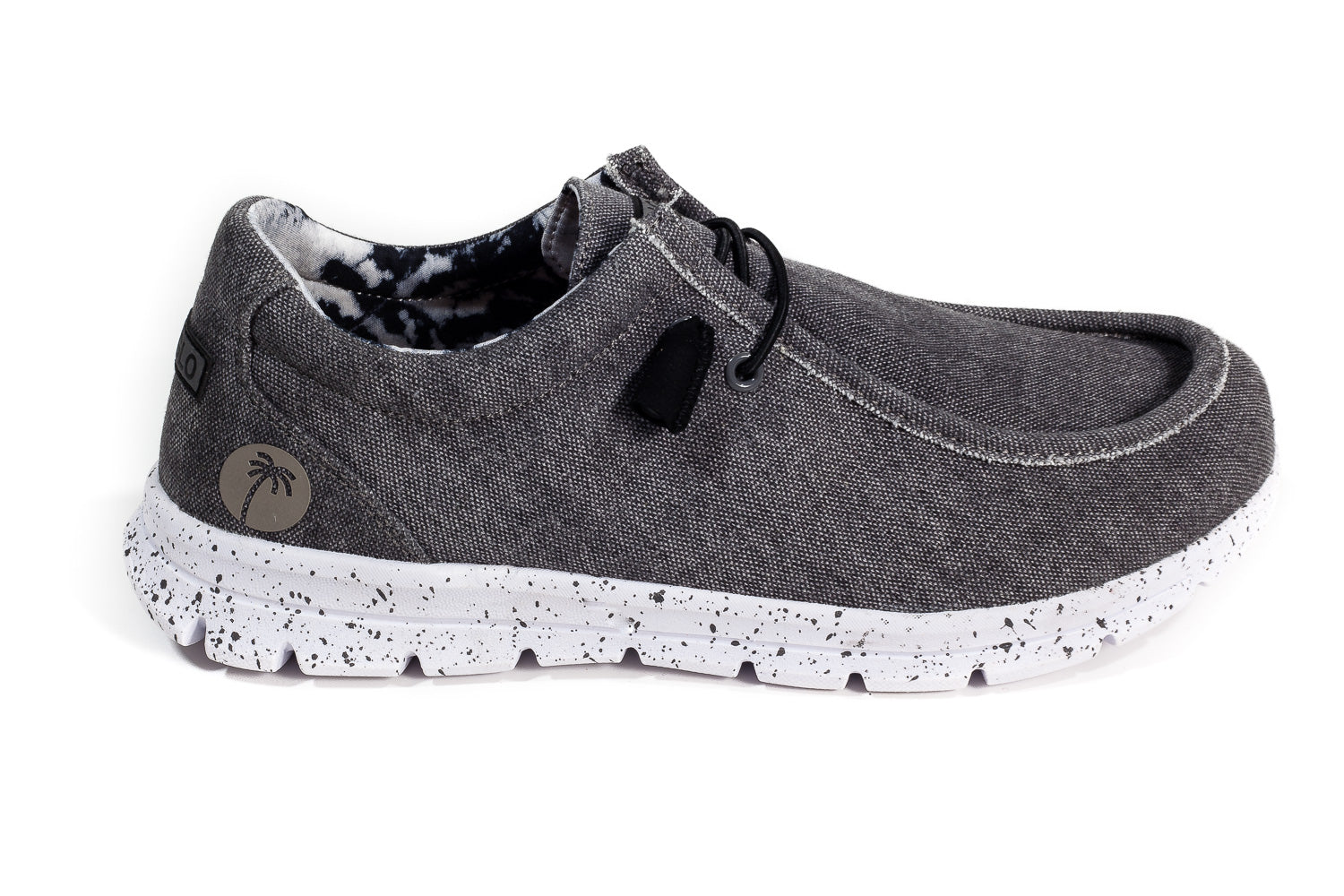 Scarpe vegane Dark grey