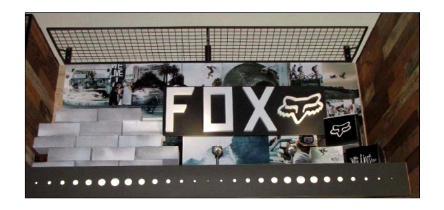 Foam Used For In-Store Display