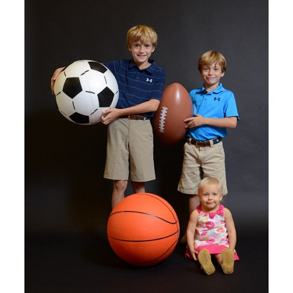 EPS Foam Soccer Balls (Sold by Case)