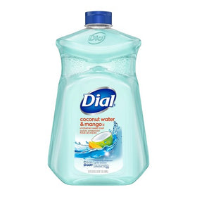 Dial Hand Soap, Coconut Water & Mango refill 52 oz.