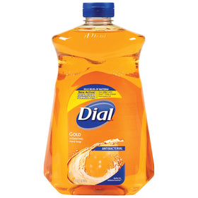 Dial Gold Antibacterial Hand Soap with Moisturizer 52 oz.