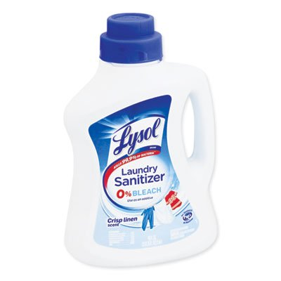 Lysol Laundry Sanitizer - Crisp Linen 90 oz.