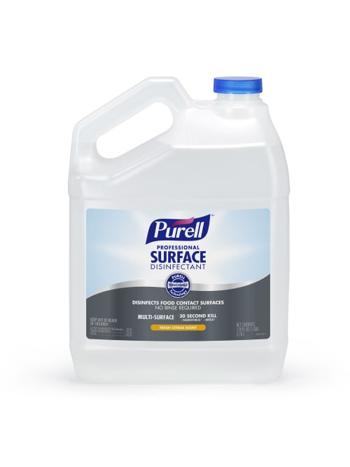 Purell® Professional Surface Disinfectant Spray without Pump - 1 Gallon