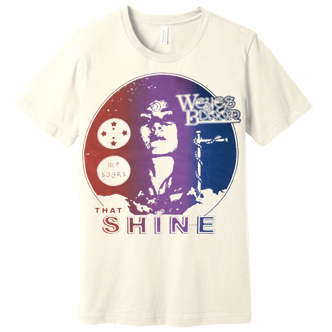 That Shine Cream T-Shirt