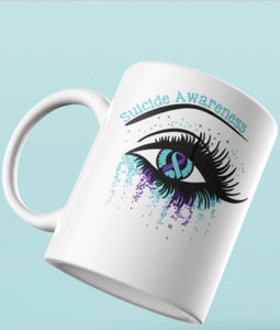 Suicide Awareness Mug