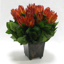 Load image into Gallery viewer, [MSPC-PE] Copper Square Mini Container - Protea