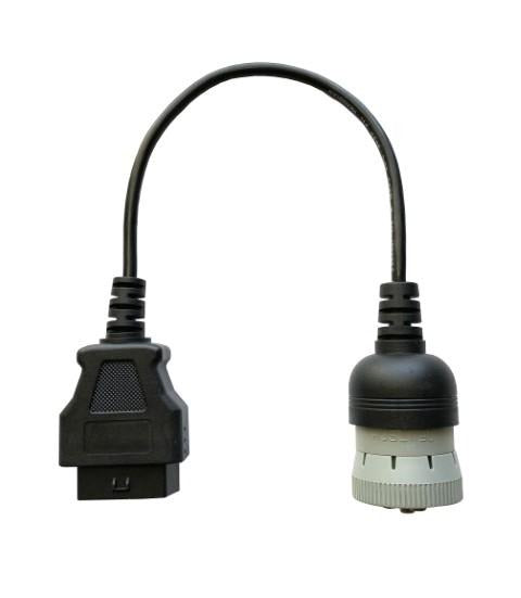 LandAirSea SYNC - 9 Prong Cable Adapter for Vehicles Older Than 2017 - LandAirSea Systems